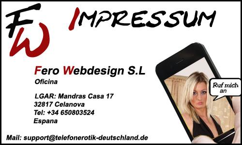 Impressum - Info - Support